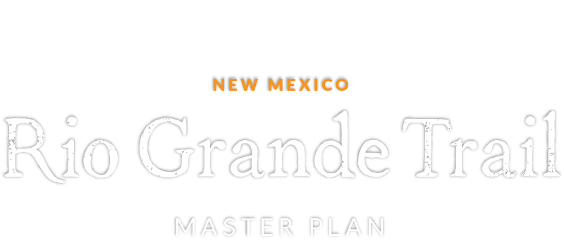 New Mexico - Rio Grande Trail - Master Plan